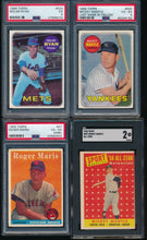 Load image into Gallery viewer, Post-WWII Graded Mega Mixer (40 spots) featuring a 1956 Topps Mantle PSA 5 (Limit 5 per person)