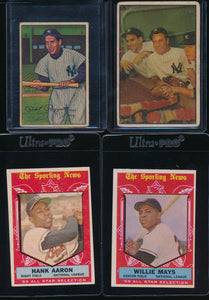 Post-WWII Mixer Break featuring 1956 Topps Jackie Robinson PSA 7 (50 spots - LIMIT 5)