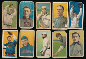 T206 Special - original T206 cards and 2020 Topps 206 Packs!