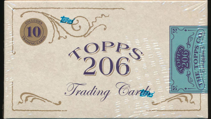 2020 Topps 206 Series 2 Pack ~ Rip & Ship