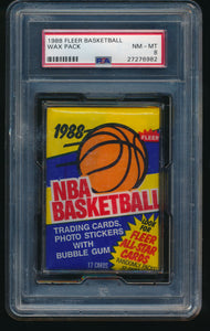 1988 Fleer Basketball Pack Group Break (13 spots) #6