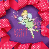 Fairy Applique