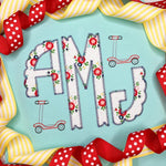 Monogram Applique