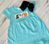 Faux Smock Duck Hunt