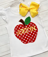Applique Apple