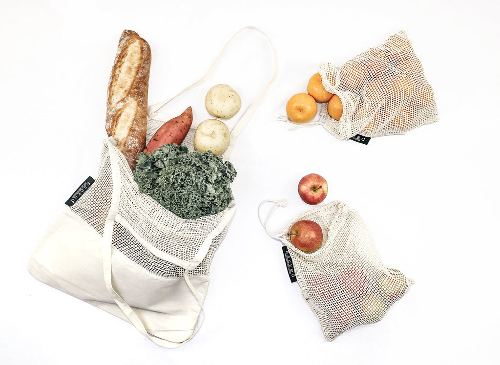 Reusable Grocery Bags: 10 Reasons Why We Should Start Using Them