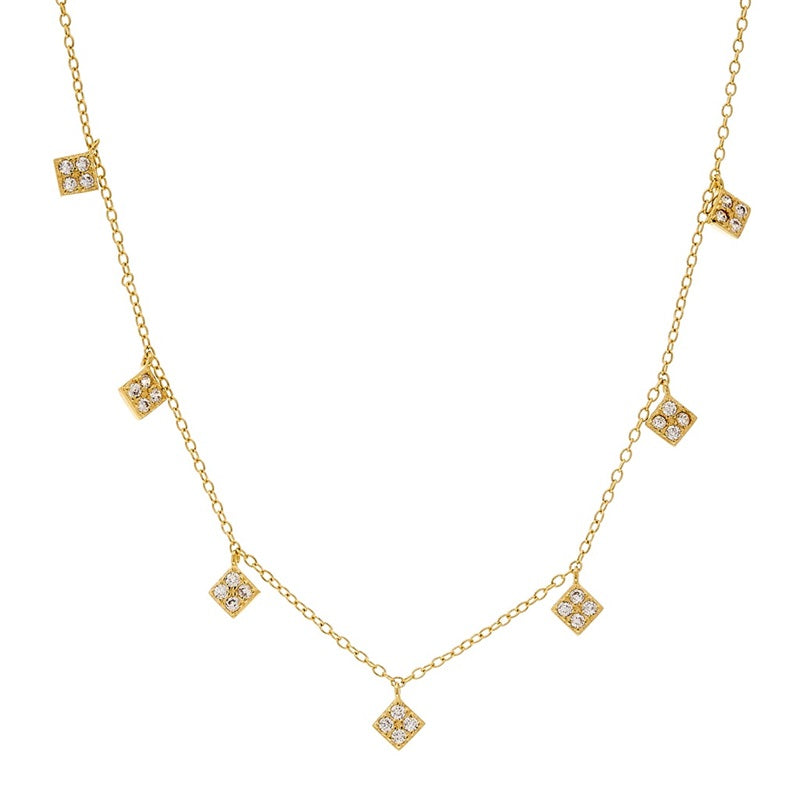 Chloe Gold Necklace