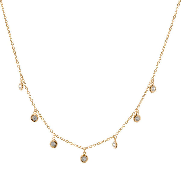 Tilly Gold Necklace