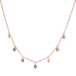 Tilly Rose Gold Necklace