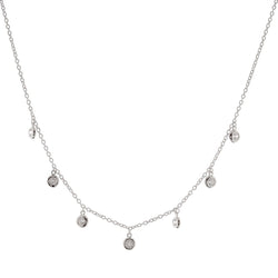 Tilly Silver Necklace