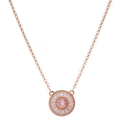 Mia Rose Gold Necklace