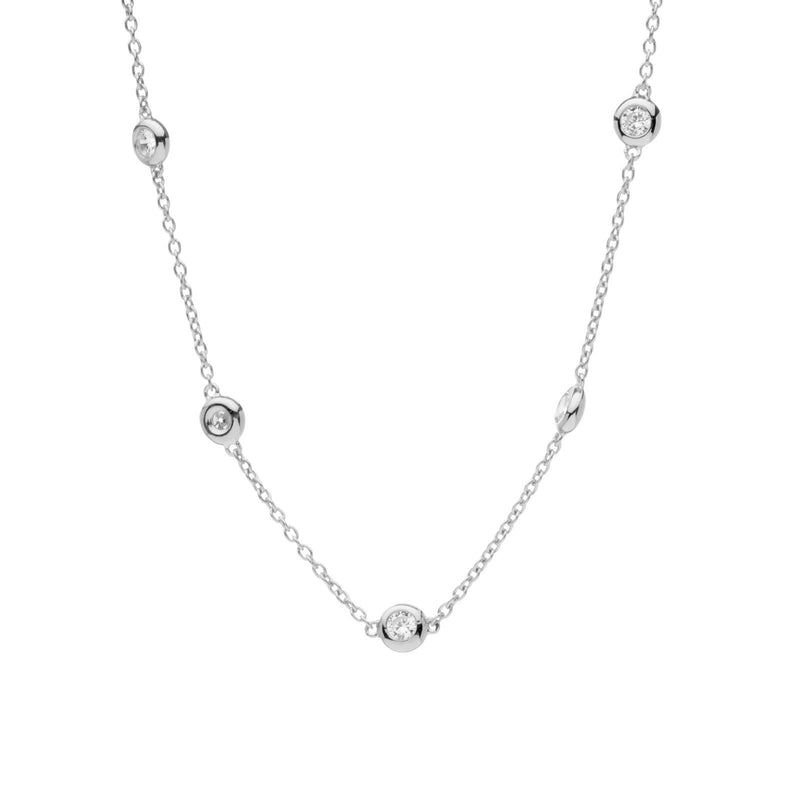 Eloise Silver Necklace