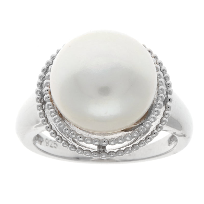 Lila Pearl Ring