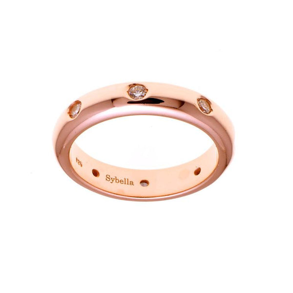 Honor Rose Gold Ring