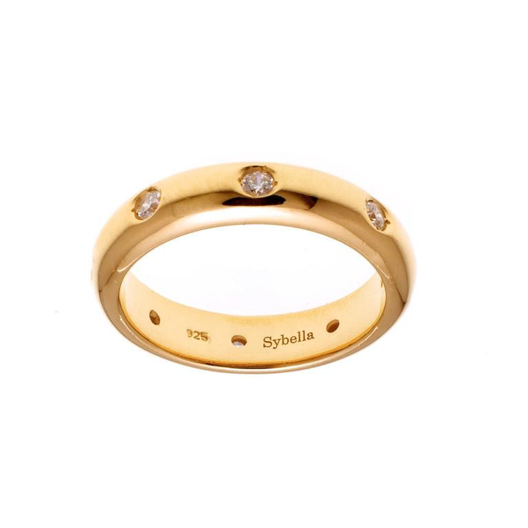 Honor Gold Ring