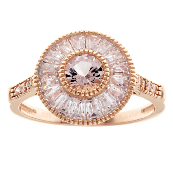 Mia Rose Gold Ring