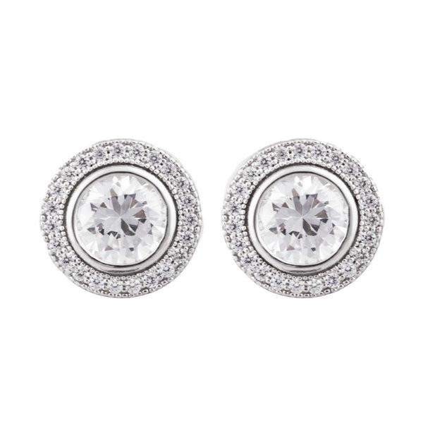 Willa Silver Stud Earrings