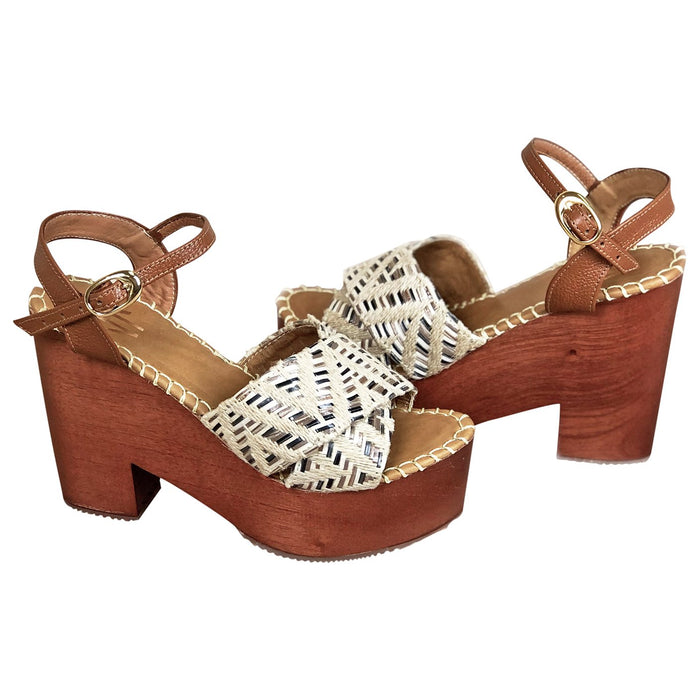 Salento Heel  Brown