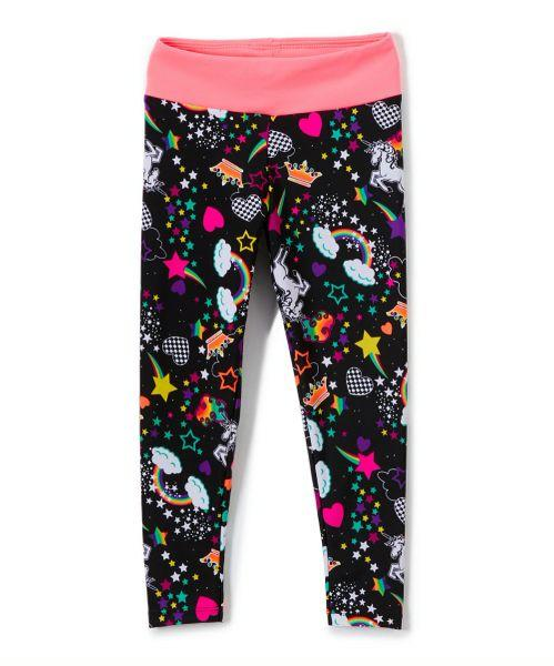 UNICORN LEGGING WITH PINK ZEN WAIST - Innovatefy