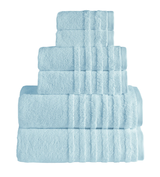 Opulent Collection 6 Pcs Towel Set - Innovatefy