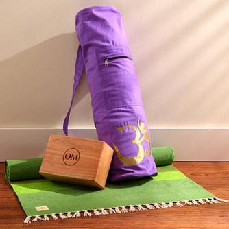 Cotton Yoga Rug - Innovatefy