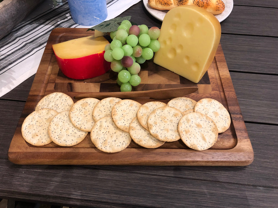 Bornholm Cheeseboard with Knife - Innovatefy