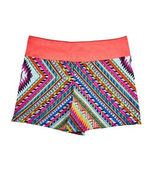 ZIG ZAG ATHLETIC FIT SHORT - Innovatefy