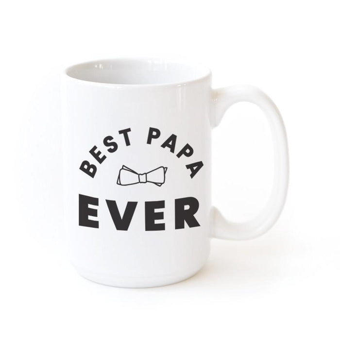 Best Papa Ever Coffee Mug - Innovatefy