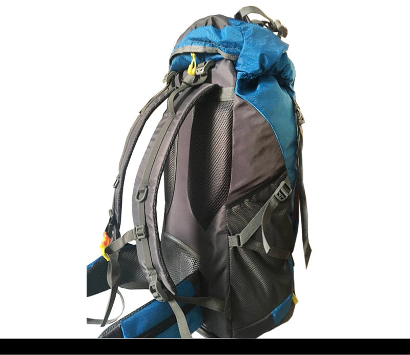 Waterproof FengTu 60L Hiking Backpack Daypack For Men And Women