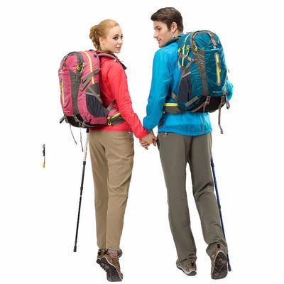 Maleroads Waterproof Hiking Daypack 50L