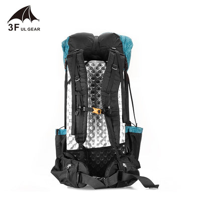 Lightweight and Water-resistant 3F UL GEAR Hiking Backpack