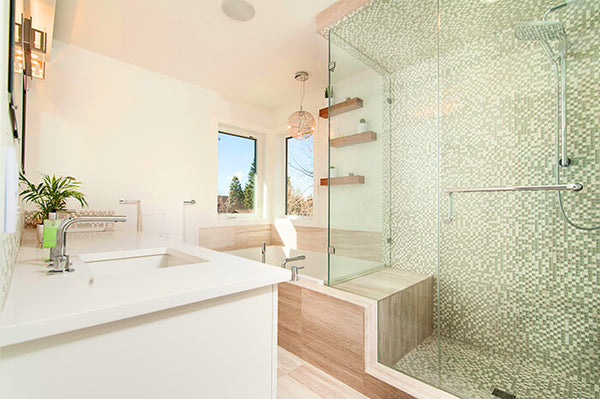 bathroom steam shower