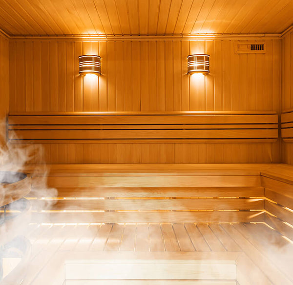 sauna bathroom steam shower