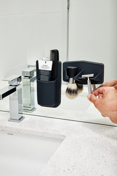 shower organizer ideas for men