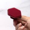 burgundy, ultimate scrubber set
