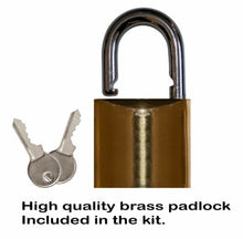 Load image into Gallery viewer, Patio French Door Lock-Left Fitting 'Deluxe'
