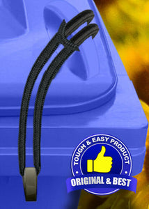 Wheelie Bin Lid Mini Strap Lock