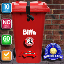 Load image into Gallery viewer, BIFFA Wheelie Bin Lid Lock