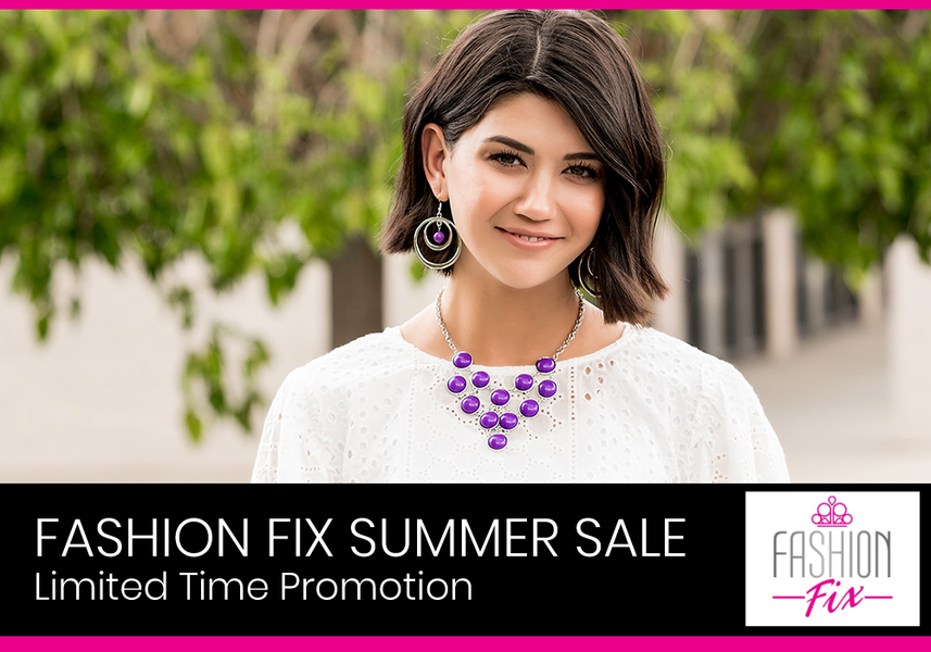 Paparazzi Fashion Fix Summer Sale