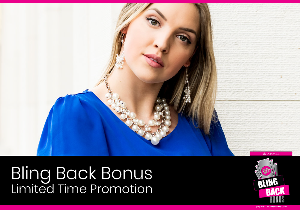 Paparazzi Bling Back Bonus Promotion