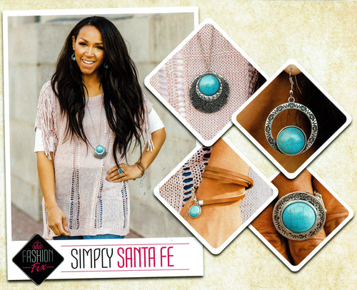 Paparazzi Fashion Fix - Simply Santa Fe April 2019