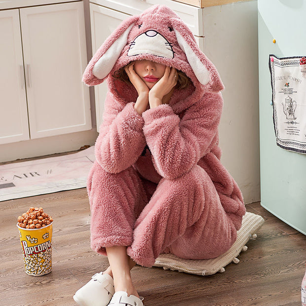 Pyjama polaire Rabbit