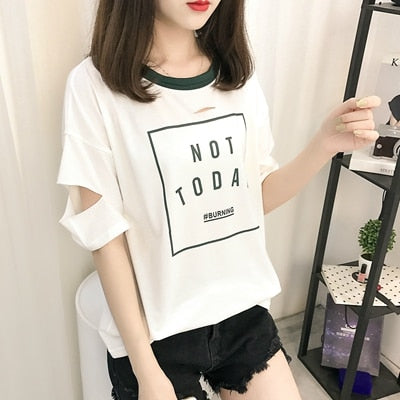 T-shirt BTS Not Today