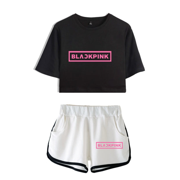 Ensemble printemps/été BLACKPINK