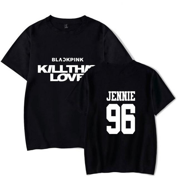T-shirt KILL THIS LOVE Blackpink