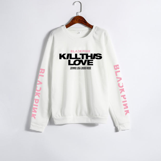 Sweatshirt KILL THIS LOVE Blackpink