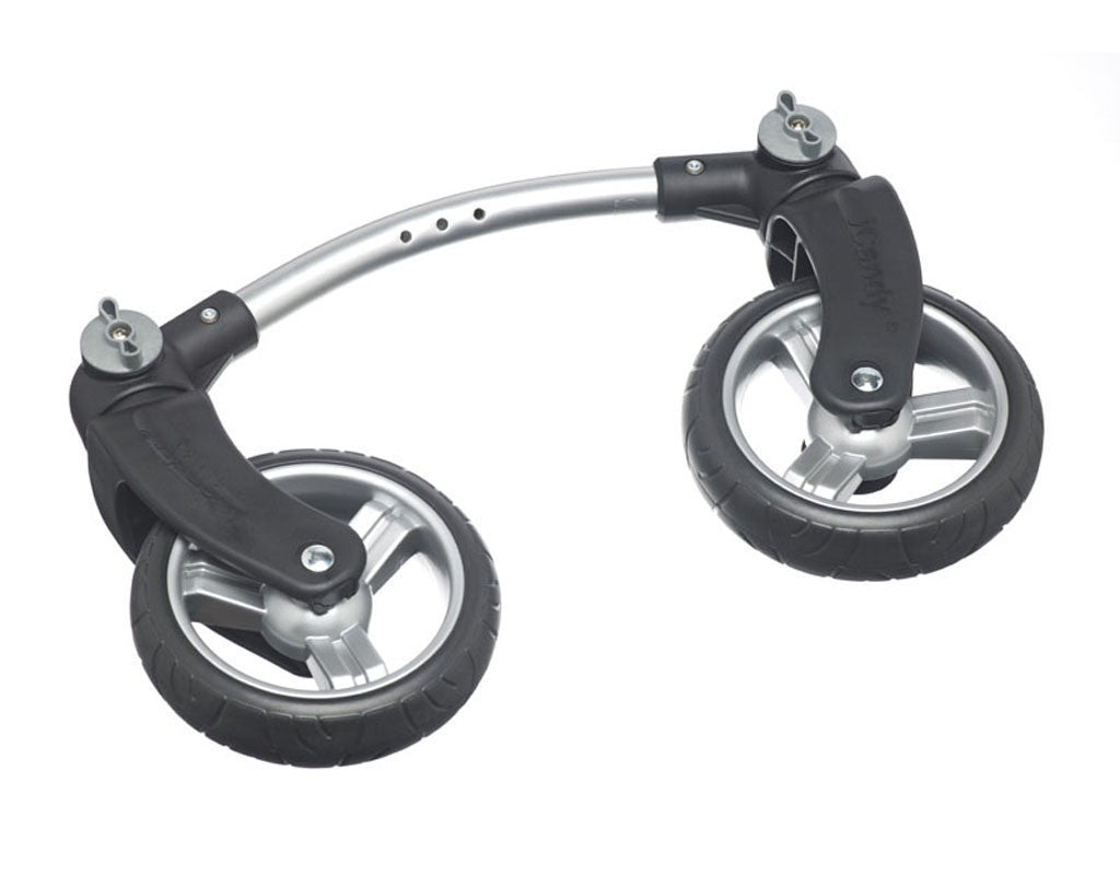 Apple Front Wheel Assembly