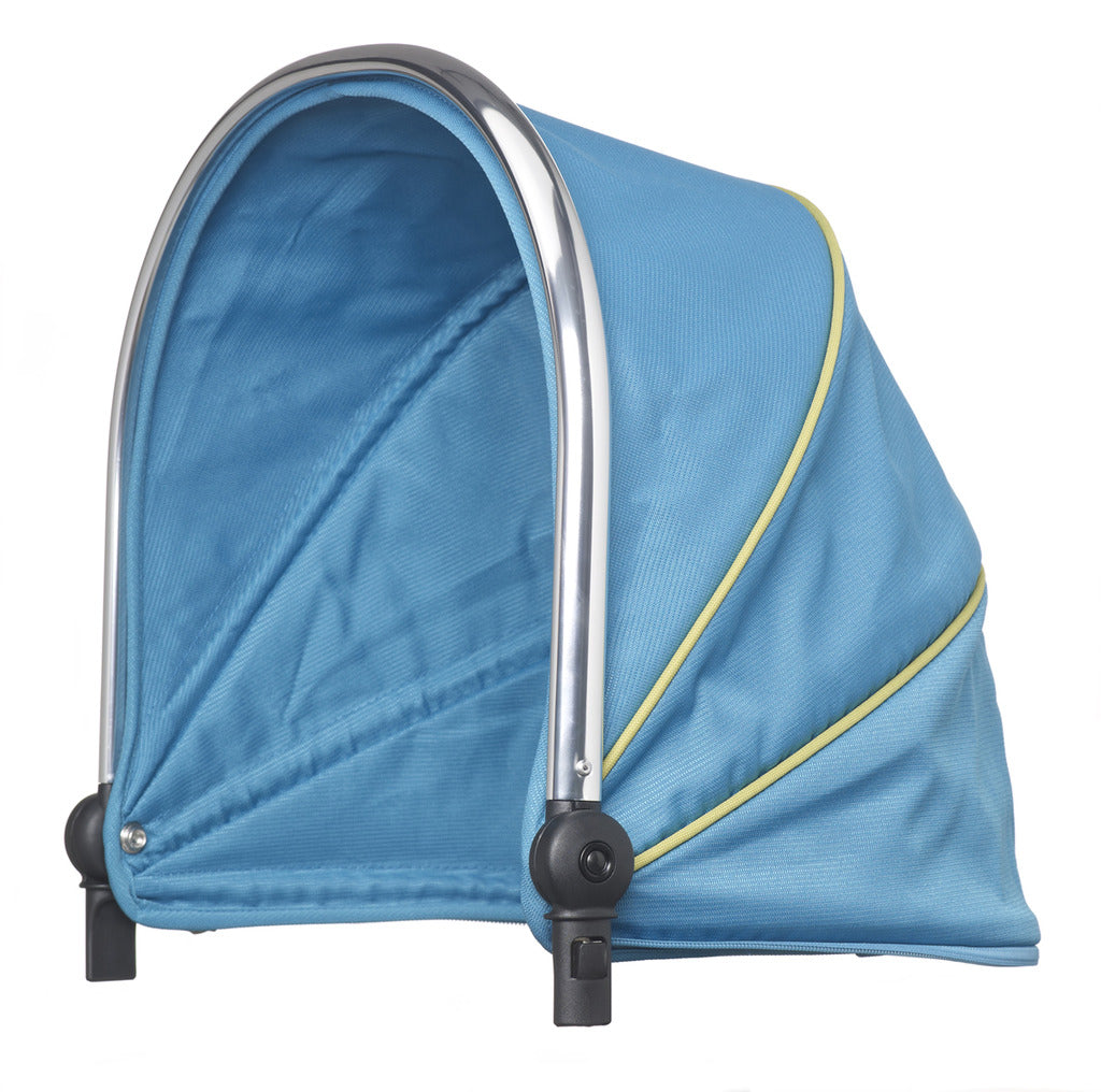 Peach Upper Carrycot Hood