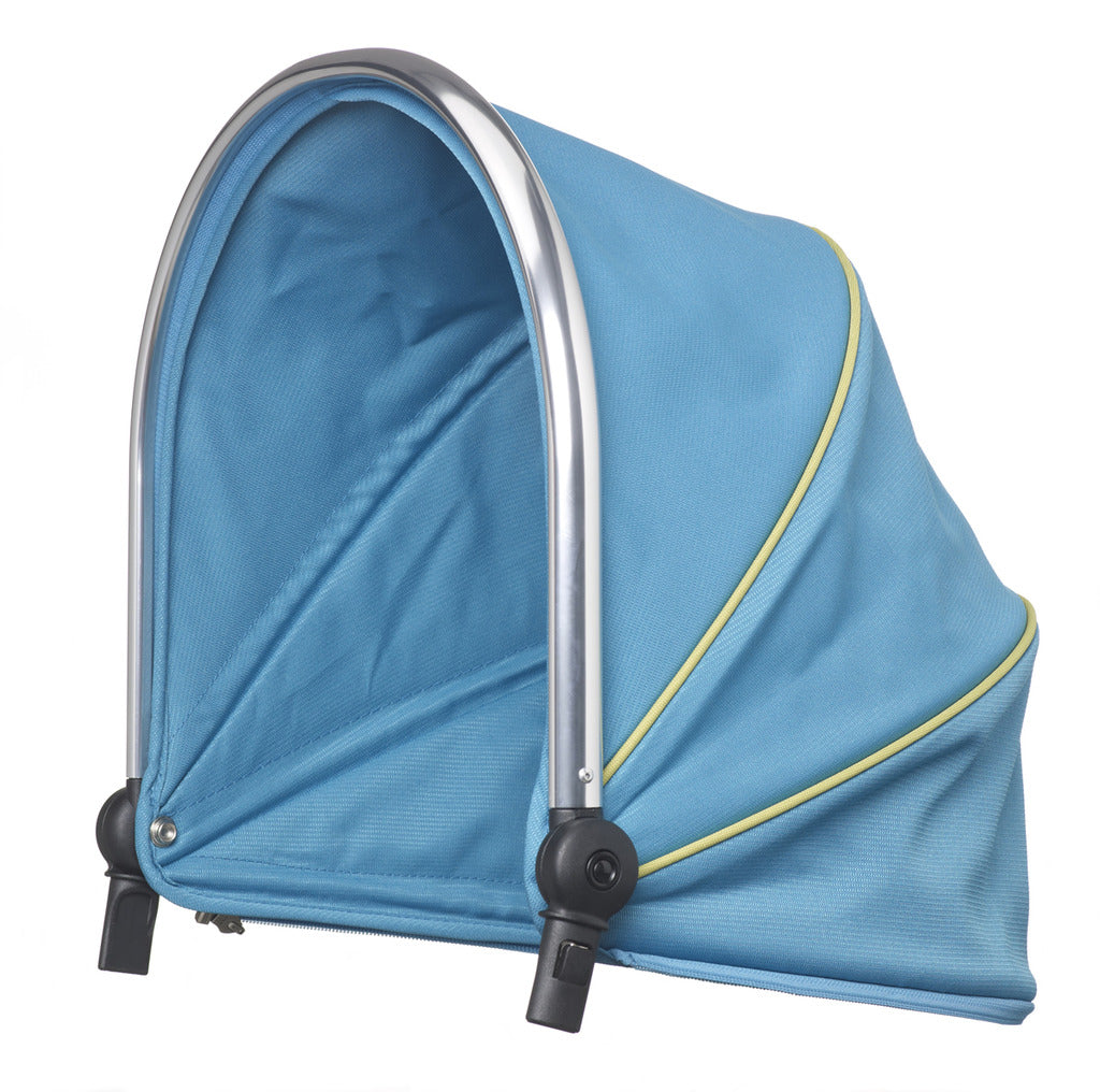 Peach Lower Carrycot Hood