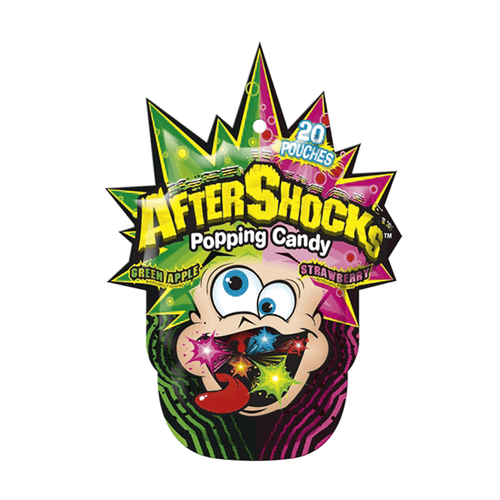 Sweet Packs Aftershocks Popping Candy 1.06oz (30g) AftershocksPoppingCandy